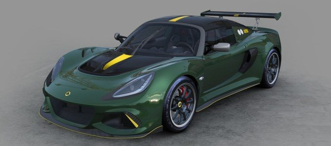 Lotus Exige Cup 430 Type 25 7