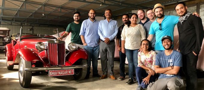 MG Car Club Set for Expansion in India