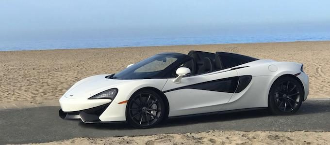McLAREN NORTH AMERICA CELEBRATES 5000TH CAR MILESTONE