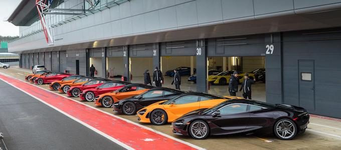 McLaren North America launches trio of Pure McLaren track programs for 2018