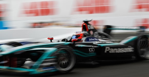 Panasonic Jaguar Racing delivers team's highest ever starting position in E-Prix in Rome