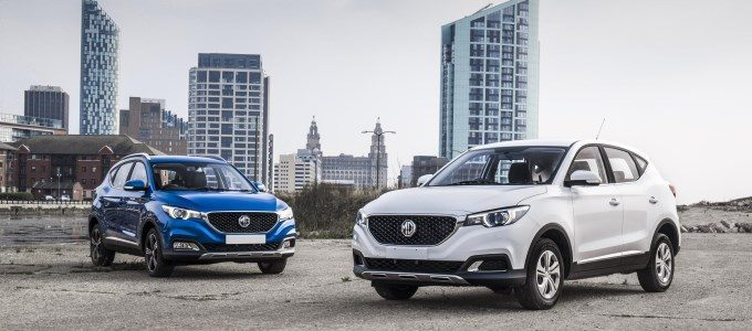 Record Sales Month for MG