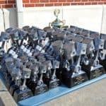 19th Annual Williamsburg British & European Car Show - Event Report - Trophies