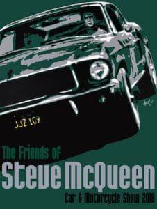 2018 Steve McQueen Car Show