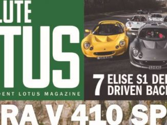 Absolute Lotus Magazine