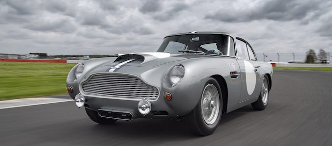 Aston Martin DB4 GT - Photo Max Earey (23)