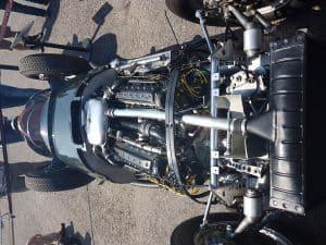 BRM V16 at Beaulieu Spring Autojumble 1