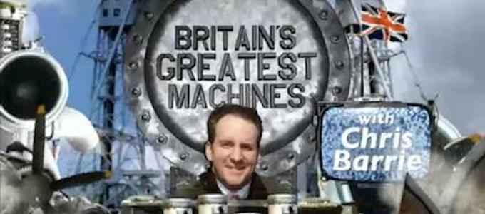 Britain's Greatest Machines