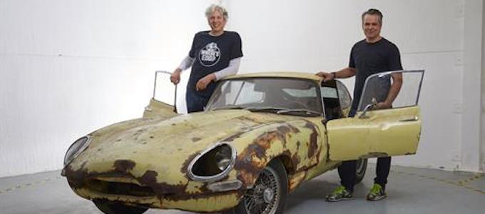 Built By Many Edd China & Al Cox 2