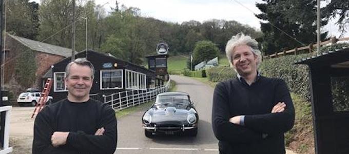 Built By Many Edd China & Al Cox