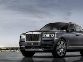 Effortless Everywhere – The Rolls-Royce Cullinan 1
