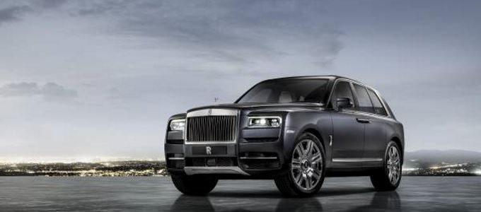 Effortless Everywhere – The Rolls Royce Cullinan 1