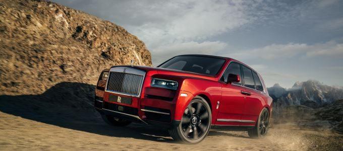 Effortless Everywhere – The Rolls Royce Cullinan 4