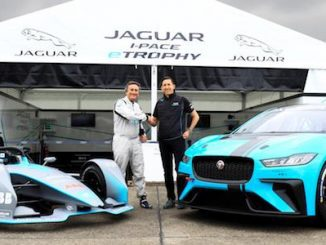 JAGUAR RACING COMPLETE GLOBAL DEBUT OF JAGUAR I-PACE eTROPHY RACECAR