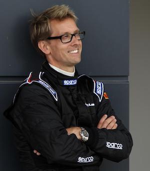 Kenny Brack McLaren Automotive