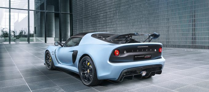 Lotus Launches New Exige Sport 410 3