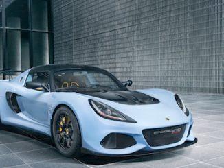 Lotus Launches New Exige Sport 410