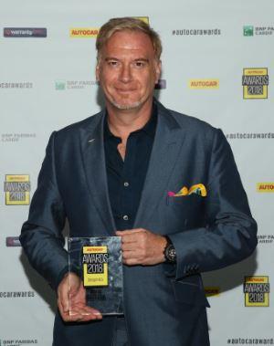 Marek Reichman Autocar Design Hero