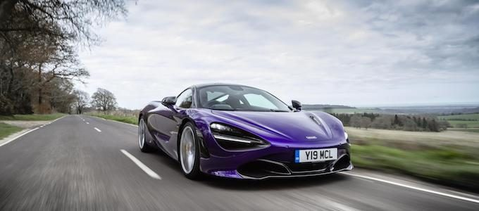 McLAREN ASCOT NAMED McLAREN AUTOMOTIVE EUROPEAN RETAILER OF THE YEAR 2017