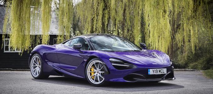 McLaren 720S - 1