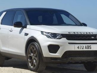 New Landmark Edition Discovery Sport