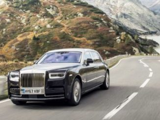 Rolls-Royce Phantom 5-Star Car Award