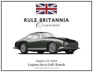Rule Britannia Concours