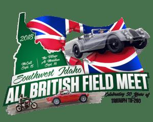 IDAHO BRITISH CAR CLUB