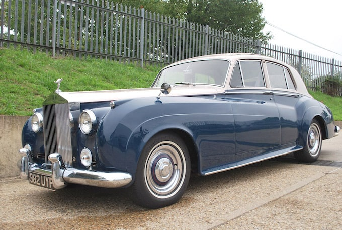 SilverCloud - Thai Prince's Rolls-Royce is Auction Highlight