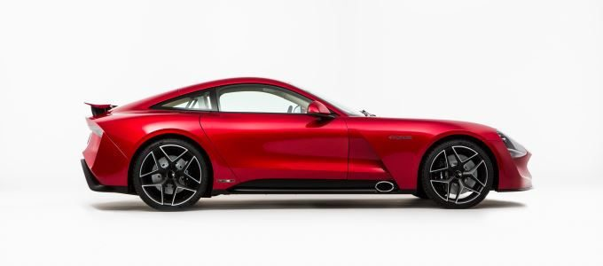 TVR Griffith to Make London Debut This Week