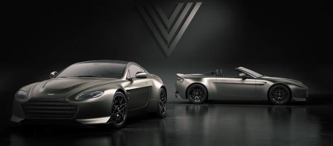V12 Vantage V600