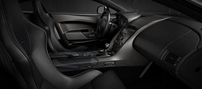 V12 Vantage V600 - Interior