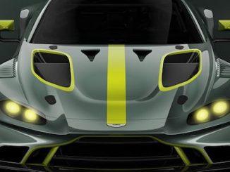 Vantage GT3 Header