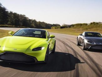 Aston Martin Lagonda Expands UK Site Operations - Aston Martin Vantage