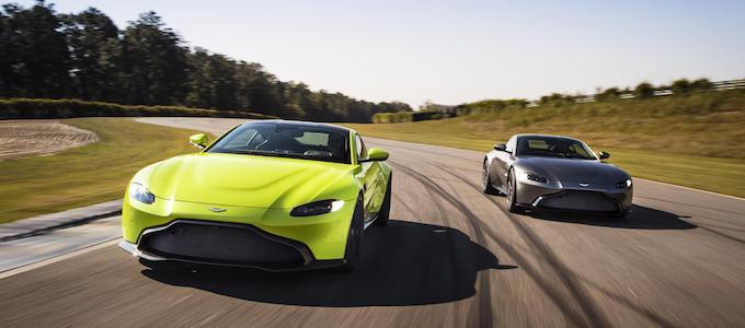 Aston Martin Lagonda Expands UK Site Operations - Aston Martin Vantage