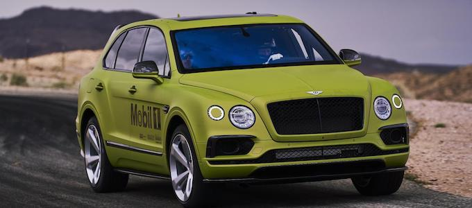 Bentley Bentayga ready for Pikes Peak International Hill Climb - 3