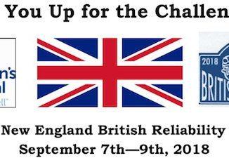 New England British Reliability Run