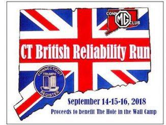 Connecticut British Reliability Run