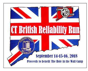 Connecticut British Reliability Run