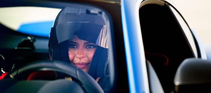 Historic Drive by Saudi Woman as Driving Ban Lifts