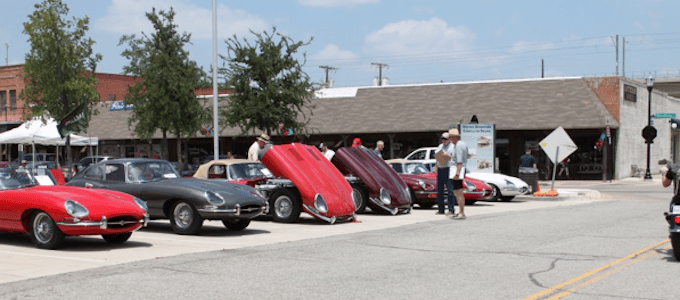 Jaguar Owners Association of North Texas Concours - Event Report - 2