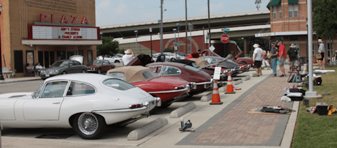 Jaguar Owners Association of North Texas Concours - Event Report - 3