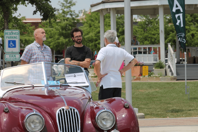 Jaguar Owners Association of North Texas Concours - Event Report - 4