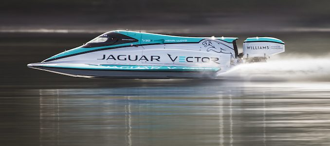 Jaguar Vector Racing Breaks Maritime Electric Record - _LEX1681trimmed