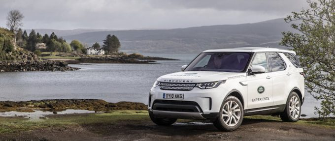 Land Rover Helps Scottish Community with what3words