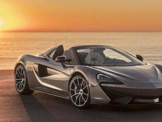 McLAREN DONATES A BESPOKE 570S SPIDER TO ELTON JOHN'S AIDS FOUNDATION'S ARGENTO BALL 2018; SEES WINNING BID OF $948,000