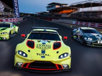 New Aston Martin Vantage GTE to make its Le Mans 24 Hours debut - Header