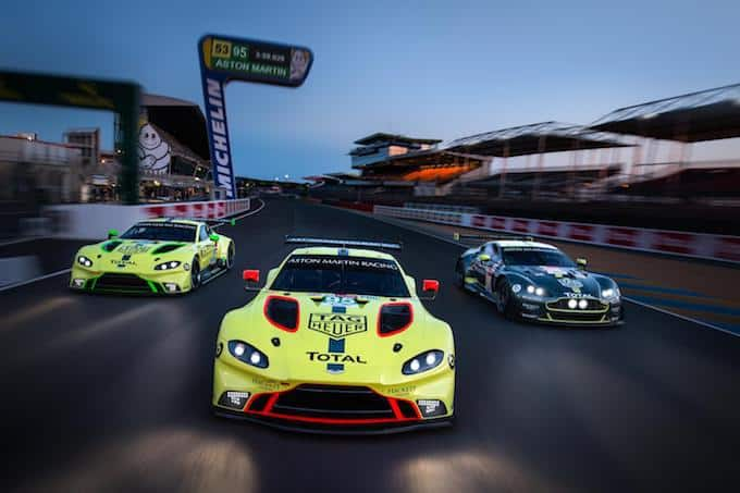 New Aston Martin Vantage GTE to make its Le Mans 24 Hours debut