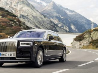 Rolls Royce New Phantom 1