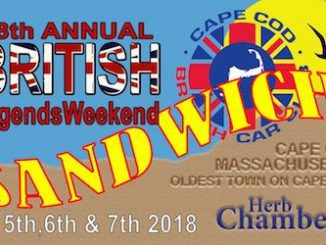 18th Annual British Legends Weekend - Maine